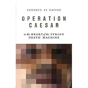 Operation Caesar - At the Heart of the Syrian Death Machine by Garance