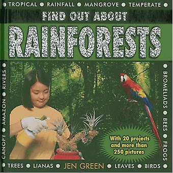 Find Out About Rainforests - With 20 Projects and More Than 250 Pictur