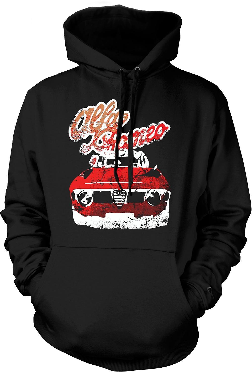 Kids Hoodie - Alfa Romeo Classic Car