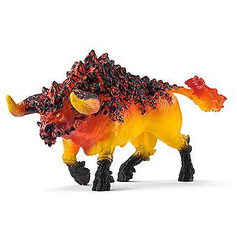 Schleich brand bull