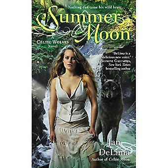 Summer Moon (Celtic Wolves Novel)