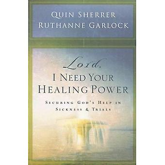 Lord, I Need Your Healing Power: Securing God's Help in Sickness & Trials
