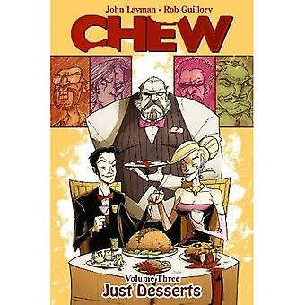 Chew Band 3: Just Desserts