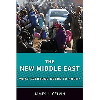 Uusi Lähi-Itä: Mitä jokainen tarvitsee tietää (R) (mitä jokainen tarvitsee tietää)