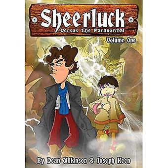 Sheerluck Holmes Book 1