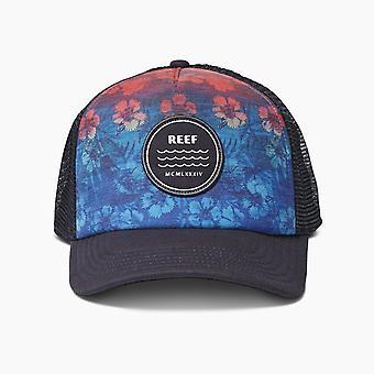 Reef Men's Snapback Trucker Cap ~ Aztec