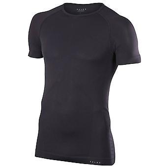 Camisa de manga corta de Falke - negro