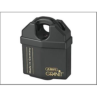 37RK/60MM GRANIT PLUS CLOSE SHACKLE PADLOCK REKEYABLE 08334