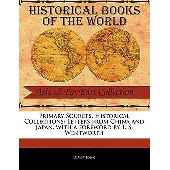 Brieven uit China en Japan door John & Dewey