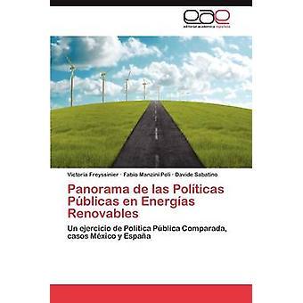 Panorama de Las Politicas Publicas en Energias Renovables mennessä Freyssinier & Victoria