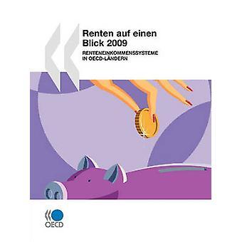Renten auf einen Blick 2009  Renteneinkommenssysteme in OECDLndern by OECD Publishing