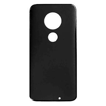 Soft TPU Shell Motorola Moto G7/G7 Plus Black