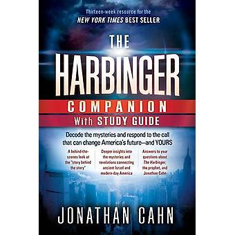 The Harbinger Companion with Study Guide by Jonathan Cahn - 978162136