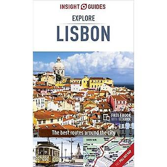 Insight Guides Explore Lisbon by Insight Guides - 9781786716019 Book