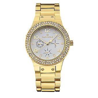 Timothy Stone Women's FACON-STAINLESS Gold-Tone Watch
