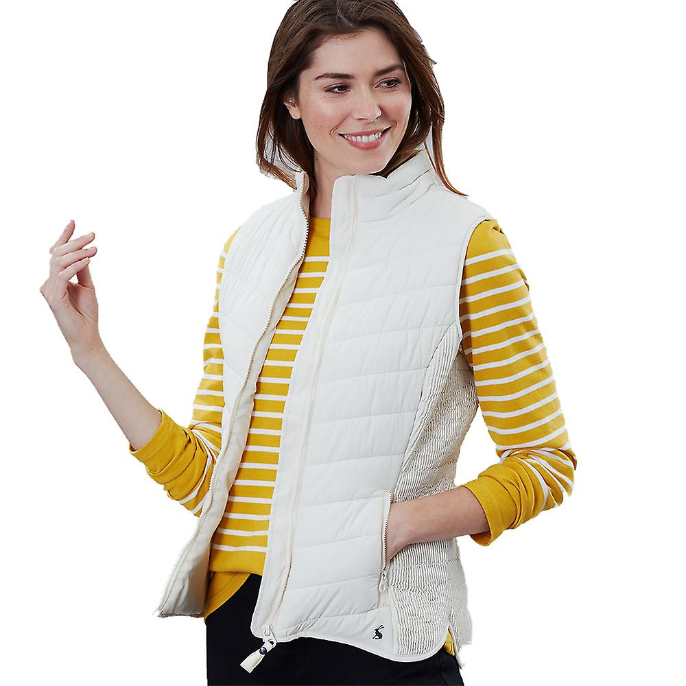 Joules femmes FalFaible Quilted Insulated Fitted mode Gilet