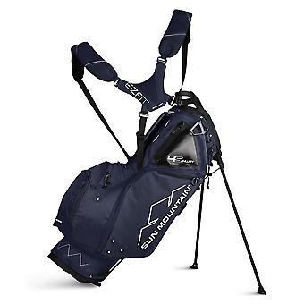 Sun Mountain Four-5 LS 4-Way Stand Carry Golf Bag 4.5 LS Navy