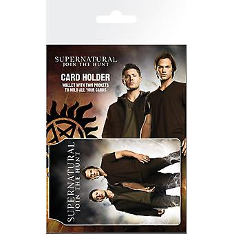 Supernatural Saving People Travel Pass / Oyster Card Holder