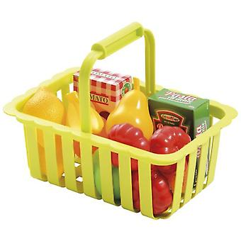Smoby Fruit and Vegetable Basket Pm (Babies and Children , Toys , Home And Professions)