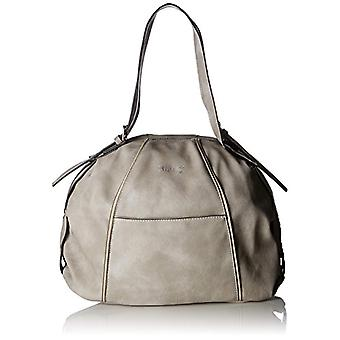 Mustang Omaha Anna Shopper Lhz - Grey Women's Tote Bags (Light Grey) 18x23x41 cm (B x H T)