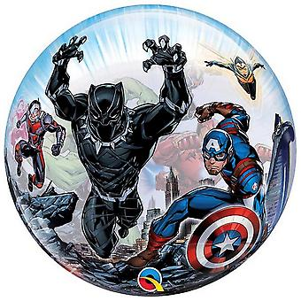 Qualatex Marvel Avengers Classic Bubble Balloon