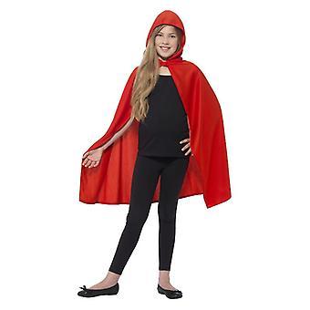 Ragazze rosse con cappuccio del Capo costume accessorio