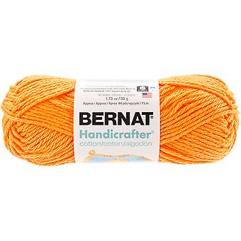 Handicrafter Cotton Yarn - Solids-Hot Orange 162101-1628