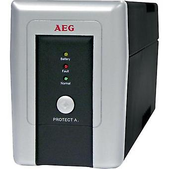 UPS 700 VA AEG Power Solutions Protect A LED