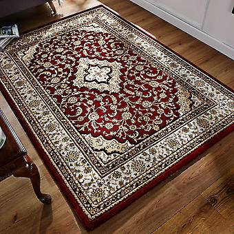 Ottoman Temple Rugs In Red