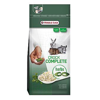 VL Crock komplet Chinchilla & Degu behandle urter 50g (pakke med 7)