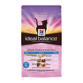 Hill's Ideal Balance Kitten With Fresh Chicken And Brown Rice 2kg