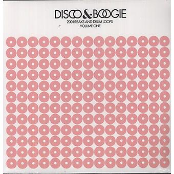 Disco & Boogie - Disco & Boogie: Vol. 1-200 pauser & tromme Loops [Vinyl] USA import