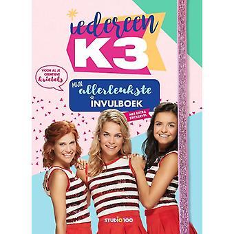 K3 Doeboek - Mijn Allerleukste Invulboek