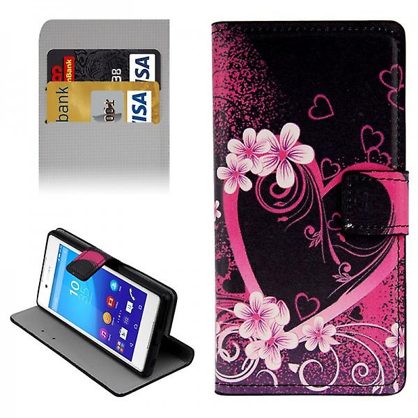 Pocket wallet premium model for Sony Xperia Z3 17 plus