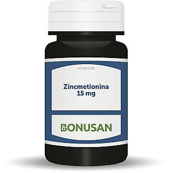 Bonusan Zincmetionina 90 Comp. (Vitamine e supplementi , Nutrienti)