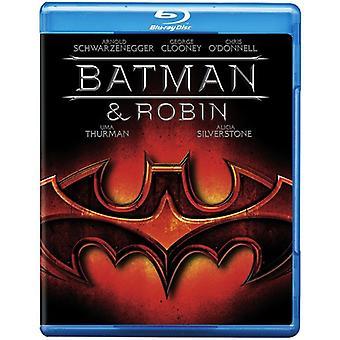 Batman & Robin [BLU-RAY] USA import