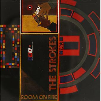 Strokes - Room on Fire [CD] USA import