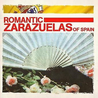 Romantic Zarazuelas of Spain - Romantic Zarazuelas of Spain [CD] USA import