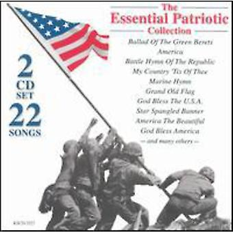 22 Songs wesentlich Patriot - 22 Songs wesentlich Patriot [CD] USA importieren