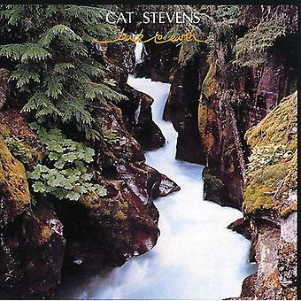 Cat Stevens - Back to Earth [CD] USA import
