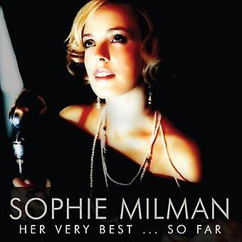 Sophie Milman - hendes meget bedste hidtil [CD] USA import