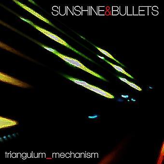 Sunshine & Bullets - Triangulum Mechanism [CD] USA import