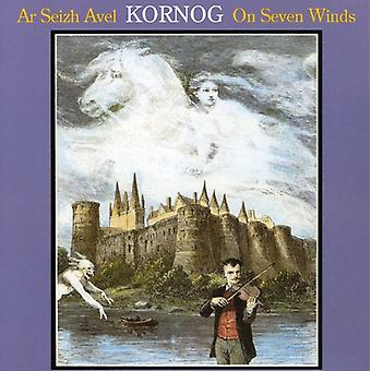 Kornog - On Seven Winds [CD] USA import