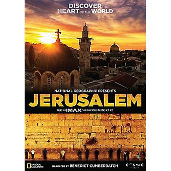 Jerusalem [DVD] USA import