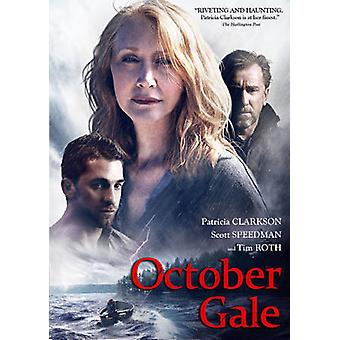 October Gale [DVD] USA import