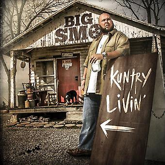 Big Smo - Kuntry Livin [CD] USA import
