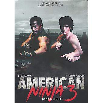 American Ninja 3: Blood Hunt [DVD] USA importieren
