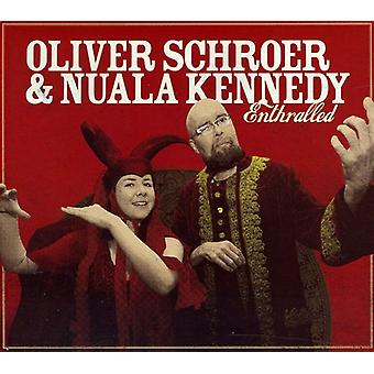Oliver Schroer & Nuala Kennedy - betaget [CD] USA import