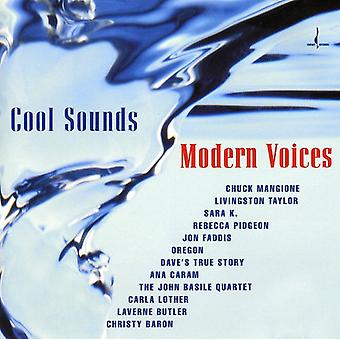 Cool Sounds in Modern Voices - Cool Sounds in Modern Voices [CD] USA import