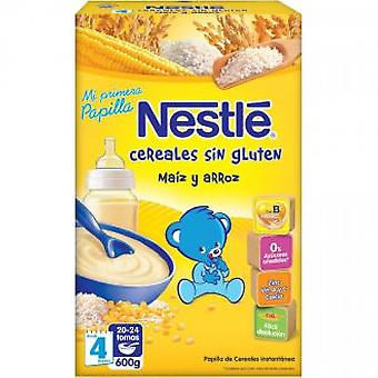 Nestlé Gluten-Free Cereal Pap 600 gr (Childhood , Healthy diet , Cereals)